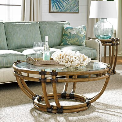 Twin Palms Coffee Table