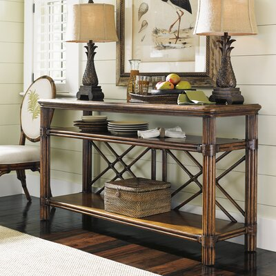 Bali Hai Console Table
