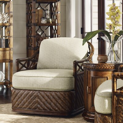 Bali Hai Diamond Cove Swivel Barrel Chair