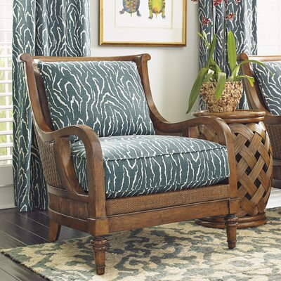 Island Paradise Arm Chair