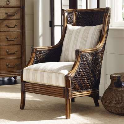 Bali Hai Rum Beach Wing back Chair