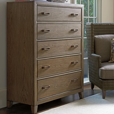 Cypress Point 5 Drawer Standard Chest