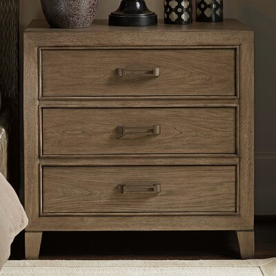 Cypress Point 3 Drawer Bachelors Chest