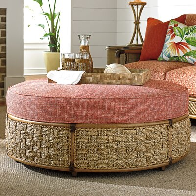 Twin Palms Cocktail Ottoman