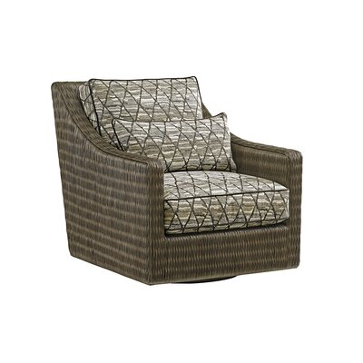 Cypress Point Swivel Armchair