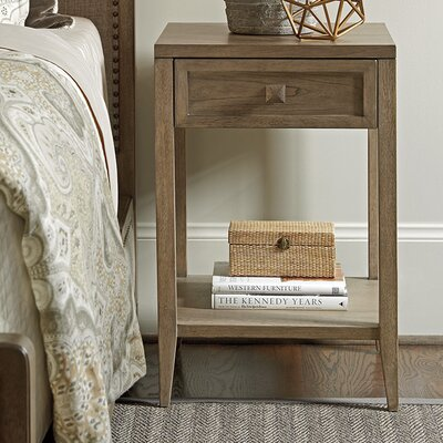Cypress Point 1 Drawer Nightstand