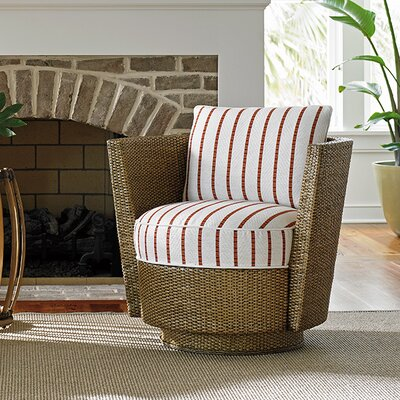 Twin Palms Tarpon Bay Swivel Barrel Chair