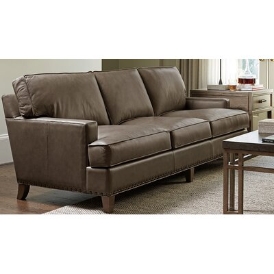 Cypress Point Leather Sofa