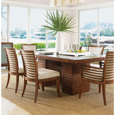 Ocean Club Peninsula Dining Table