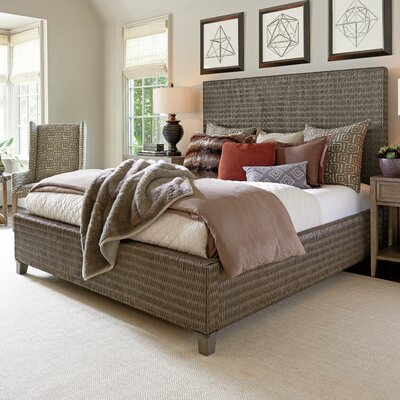 Cypress Point Panel Bed Size: King