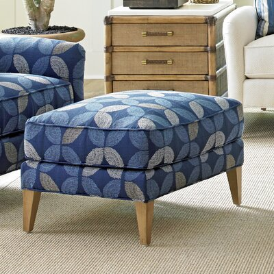 Twin Palms Coconut Grove Ottoman