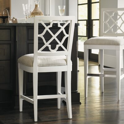 Ivory Key 24 inch Bar Stool