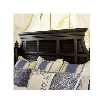 In store financing Kingstown Panel Headboard Size: Que...