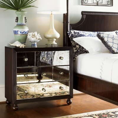 Royal Kahala 3 Drawer Bachelors Chest