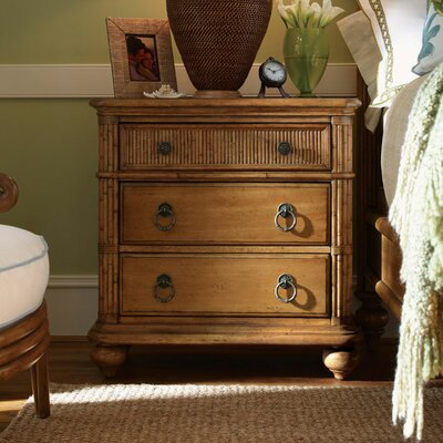 Beach House 3 Drawer Bachelors Chest