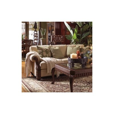 Tommy Bahama Home 01-7530-33-01 Island Estates Benoa Harbour Loose Back Sofa