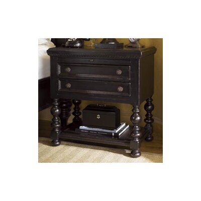 Kingstown Phillips 2 Drawer Nightstand