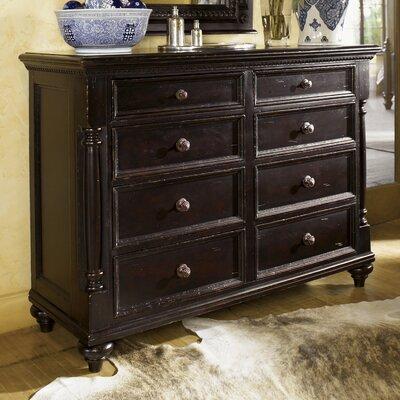 Kingstown Stony Point 8 Drawer Double Dresser