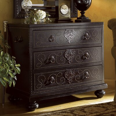 Kingstown 3 Drawer Tortola Chest