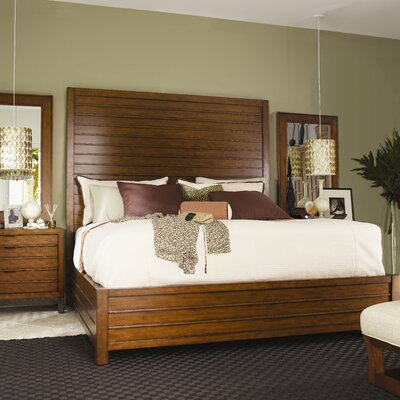 Low Price Tommy Bahama Home Ocean Club Marquesa Panel Bedroom Collection