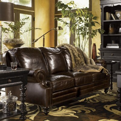 Tommy Bahama Home Sofas | Wayfair - Leather Sofa, Traditional ...