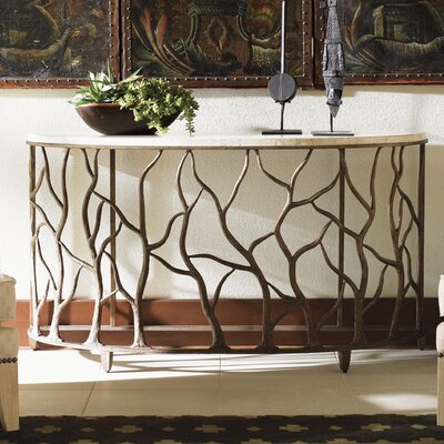 Road to Canberra Bannister Garden Console Table