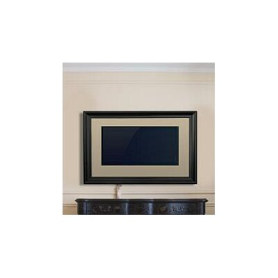 Medium Universal TV Frame Finish: Black