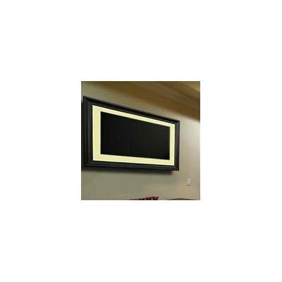 Large Universal TV Frame Finish: Black
