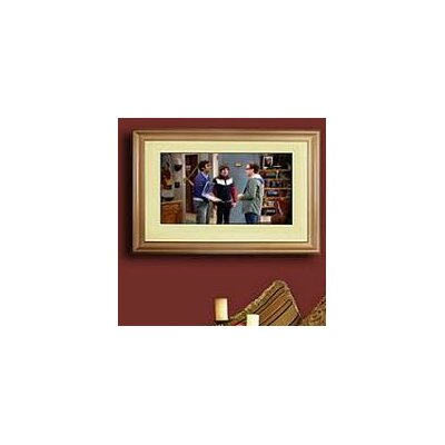 Small Universal TV Frame Finish: Gold