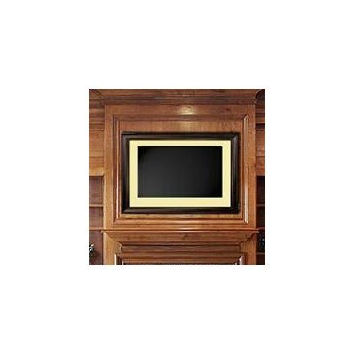 Small Universal TV Frame Finish: Mahogany