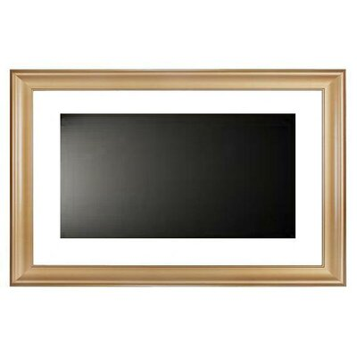 Large Universal TV Frame Finish: Gold