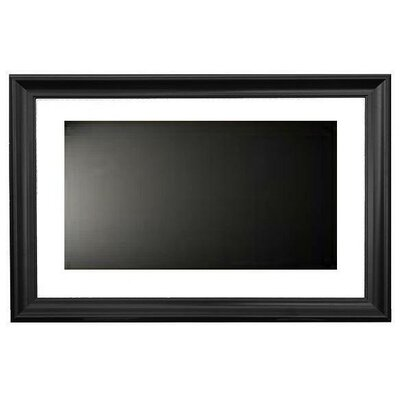 Small Universal TV Frame Finish: Black