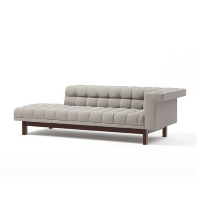 George 94 One Arm Sofa with Chaise