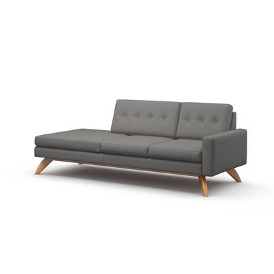 Luna 94 One Arm Sofa