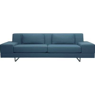 Hamlin 86 Sofa Body Fabric: Klein Mouse