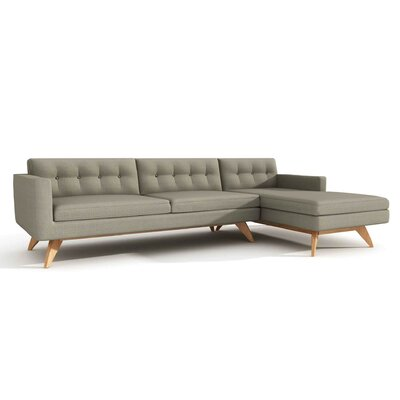 Luna 113 Sofa with Chaise