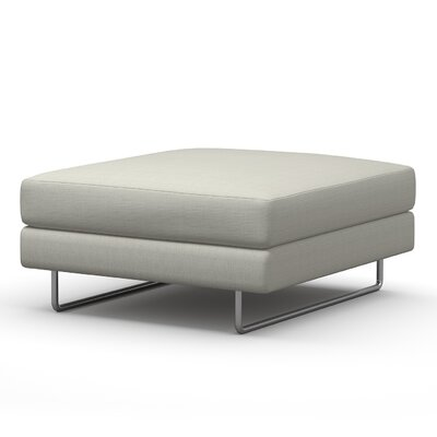 Hamlin Ottoman Upholstery: Dove
