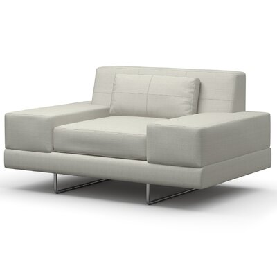 Hamlin Convertible Chair Color: Dove