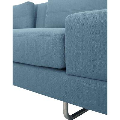 Hamlin Slipper Chair Body Fabric: Klein Sea