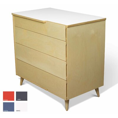 Wood Dresser on True Modern Assembled Wood Dresser   Allmodern