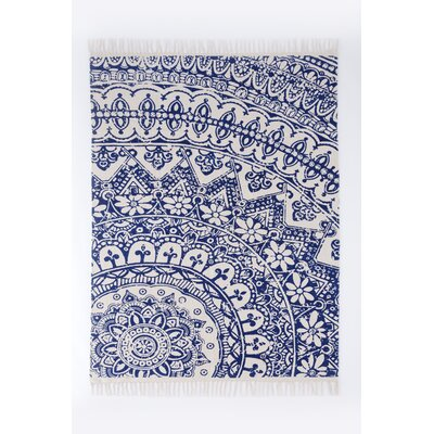 Basant Blue Area Rug