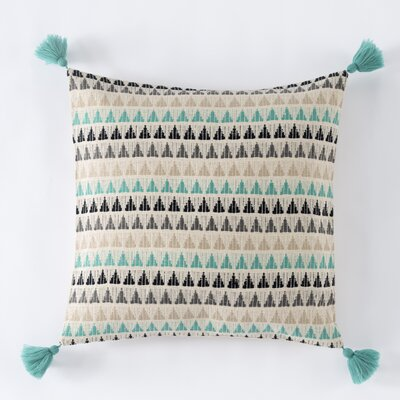 Duenas Geo Throw Pillow