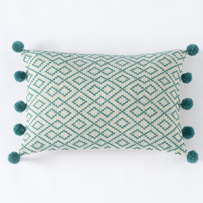 Biscayne Pom Pom Pillow