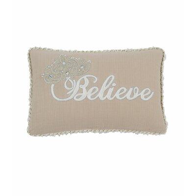 Meira Believe Lumbar Pillow