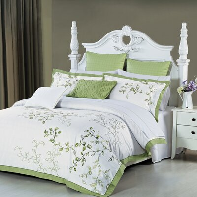 Nygard Home Wisteria Duvet Cover Set - Size: King at Sears.com