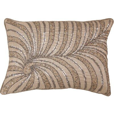 Embroidery Lumbar Pillow