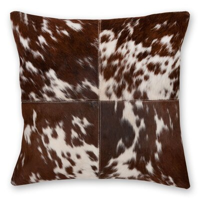Mustang Hairon Throw Pillow