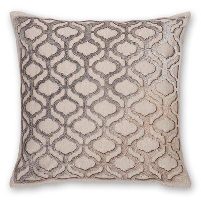 Trellis Hairon Lazer Cut Throw Pillow