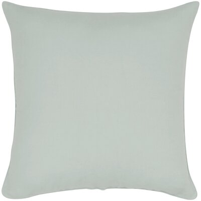 Linen Throw Pillow Color: Mosaic Blue