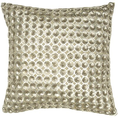 Beadwork Throw Pillow